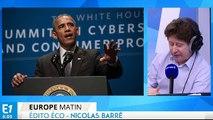 Géants d'Internet, Barack Obama passe à l'attaque