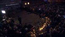 Copenhague : 30 000 personnes dans la rue disent « non » au terrorisme