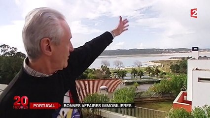 reportage sur l'immobilier au PORTUGAL