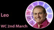 Leo Weekly Horoscope from 2nd March 2015