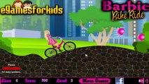 Jeu de Barbie - Barbie monter son jeu d'aventure de vélo - Jeux en ligne gratuits