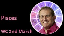 Pisces Weekly Horoscope from 2nd March 2015