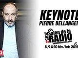 Pierre Bellanger - Keynote + Interview - Salon de la Radio 2015 (vidéos)