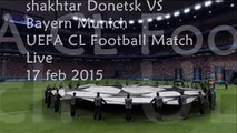 looking hot match ((( Shakhtar vs Bayern Munich ))) live Football