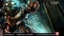 HadesRoverd En Gaming Live sur Romstation à quel Jeux Vidéo je joue aujourd'hui ? BIOSHOCK I (12/01/2015 12:31)