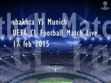 Shakhtar Donetsk vs Bayern Munich live Football match