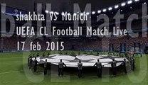where to watch Shakhtar Donetsk vs Bayern Munich live Football match