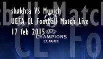 live Football ((( Shakhtar Donetsk vs Bayern Munich ))) online on mac
