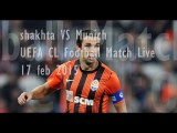 looking hot match ((( Shakhtar Donetsk vs Bayern Munich ))) live Football