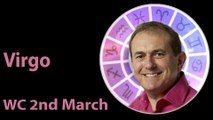 Virgo Weekly Horoscope from 2nd March 2015