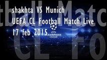 live Football Munich vs Shakhtar