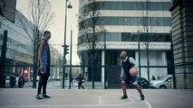 DDB Paris pour Volkswagen - voiture et entretien automobile Volkswagen Service, «Match de basket» - janvier 2015