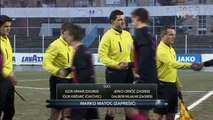 Zagreb - Lokomotiva 0-6, sažetak, 15.02.2015. HD