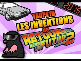 TOP 10 des INVENTIONS de Retour vers le futur II