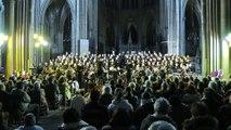 Jacky Locks et ses 200 choristes affichent complet pour le concert de la Saint-Nicolas 2014 de Metz