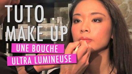 Comment avoir des lèvres lumineuses - Tuto Make Up