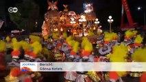 Samba in Rio - Tanz um die Krone | Journal