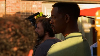 Will Smith gets psyched about starting 'Suicide Squad'