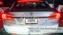 Tesla Model S Battery Life: How Much Range Loss For Electric Car Over Time?
