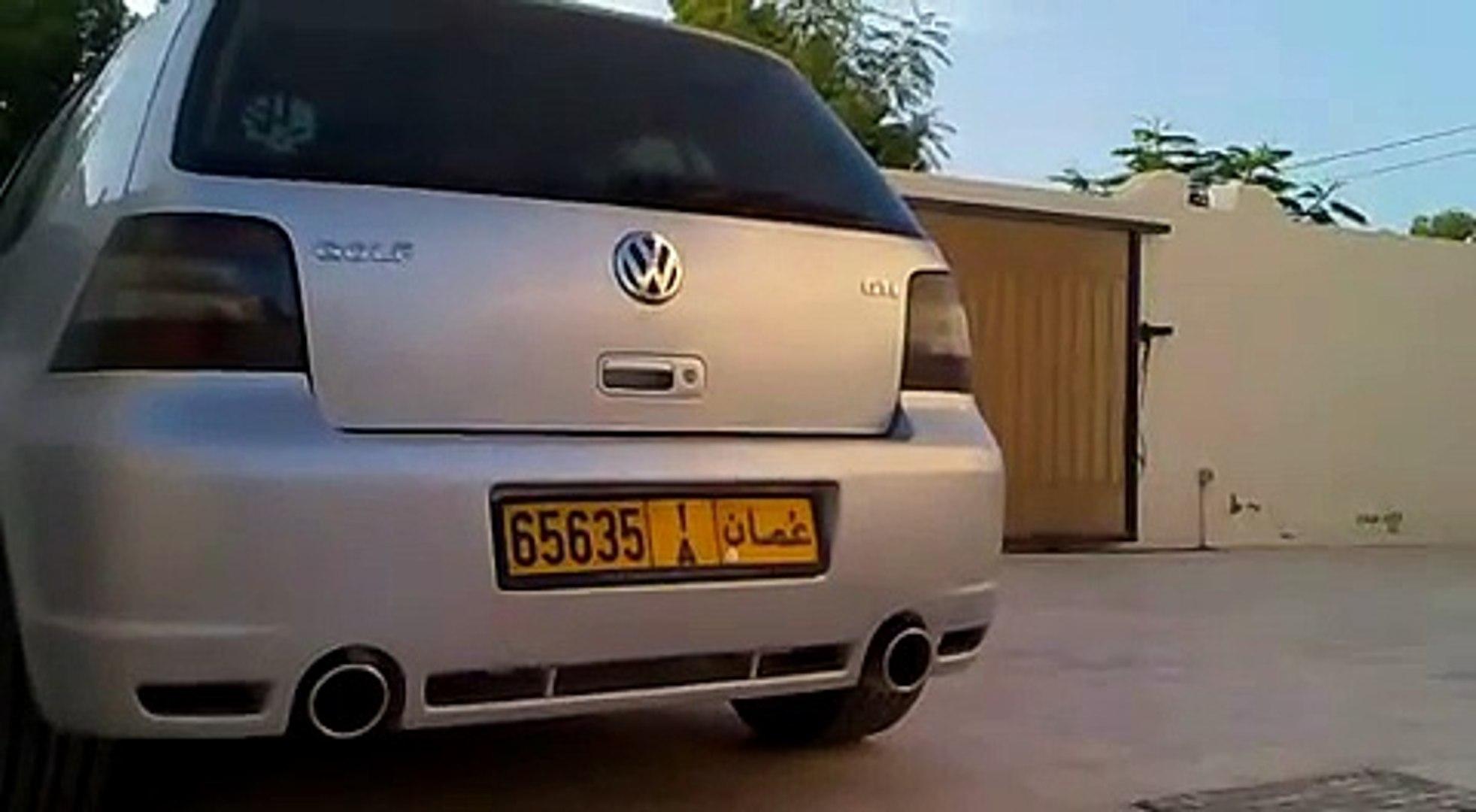 Golf 4 GTI Milltek R32 Style SOUND