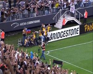 Copa Libertadores 2015 - Corinthians 2-0 São Paulo FC - 180215