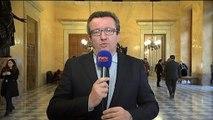 Loi Macron: réaction de frondeurs socialistes après le recours au 49-3