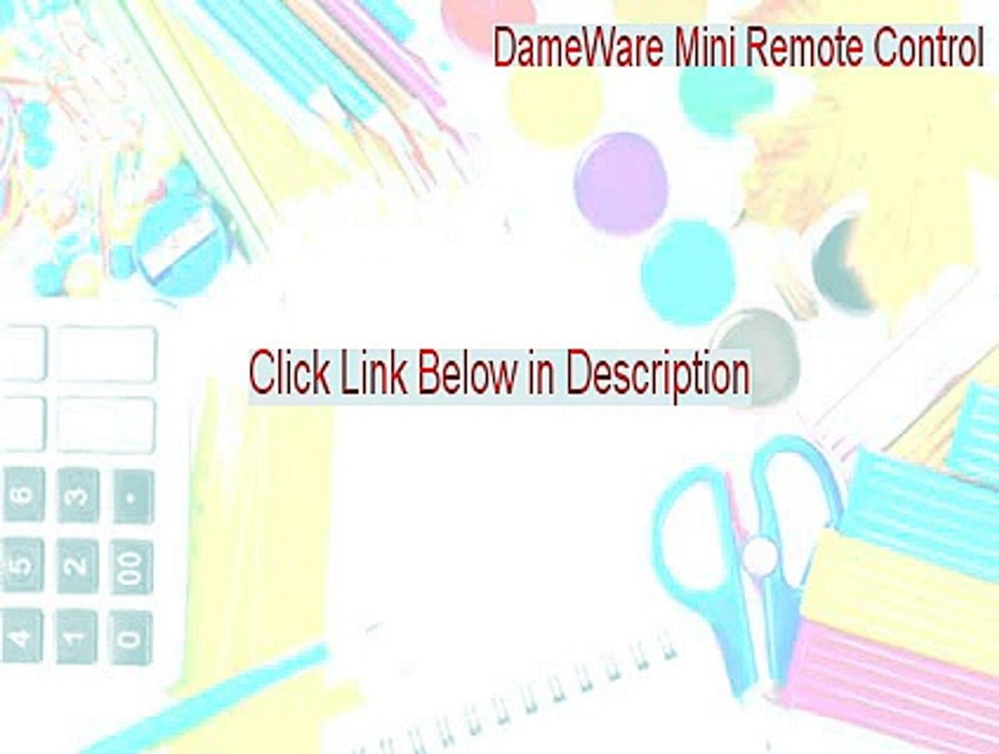 DameWare Mini Remote Control (64-bit) Serial - dameware mini remote control  crack 2015