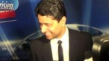 Réaction de Nasser AL KHELAIFI en zone mixte après PSG-Chelsea (1-1)