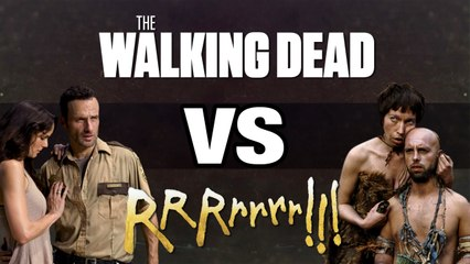 The Walking Dead VS RRRrrrr!!! EP01 - WTM