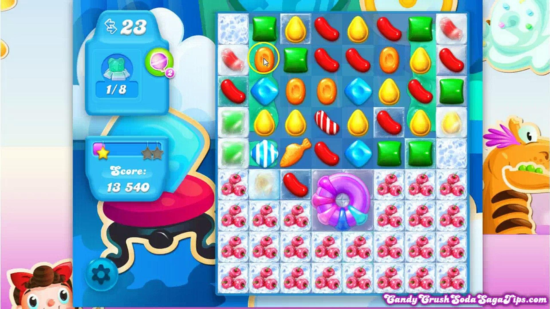 Candy Crush Soda Saga Level 280 No Boosters
