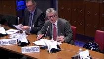 M. Christian Anastasy, dg Agence nationale d'appui à la performance des établissements de santé et médico-sociaux (ANAP) - Mardi 17 Février 2015