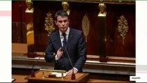 """L'édito politique - """"Loi Macron : l'adoption sans vote, symptôme de l'impuissance politique"""""""