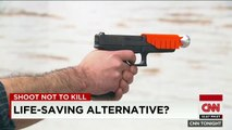Life-saving alternative for police officers : A bullet attachment that could save lives