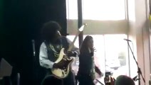 Afroman punches Female fan in the face Because He Got High. Violent!