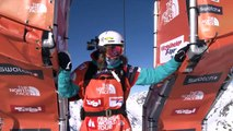 FWT15 - Run of Thost Nicola (GER) Swatch Freeride World Tour 2015 Fieberbrunn By The North Face restaged in Vallnord-Arcalis AND