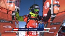FWT15 - Run of Alexander Hoffmann (AUT) Swatch Freeride World Tour 2015 Fieberbrunn By The North Face restaged in Vallnord-Arcalis AND