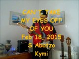 CANT TAKE MY EYES OFF OF YOU_v