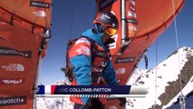 FWT15 - Run of Loïc Collomb-Patton (FRA) Swatch Freeride World Tour 2015 Fieberbrunn By The North Face restaged in Vallnord-Arcalis AND