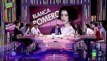 Blanca Romero- 'Yo siempre fui la oveja negra de la clase, ahora me toca ser maestra policía'