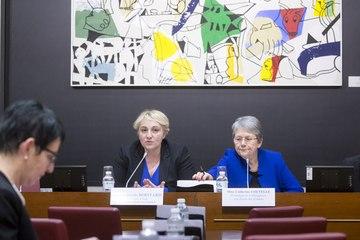 Audition de Pascale Boistard, secrétaire d'Etat chargée des Droits des femmes, par la Délégation aux Droits des femmes de l'Assemblée nationale le 17 Février 2015