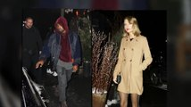 Taylor Swift And Kanye West Dine Out To Discuss Musical Collaboration