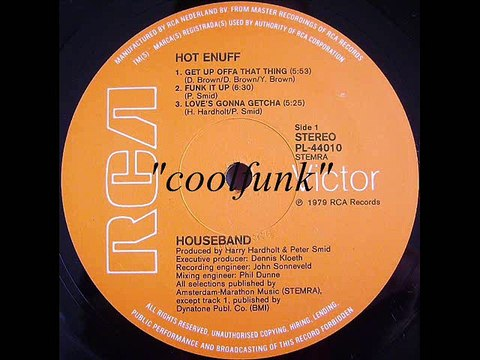 Houseband - Funk It Up (Funk 1979)