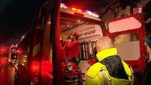 Cinq promeneurs emportés par une coulée de neige dans les Pyrénées