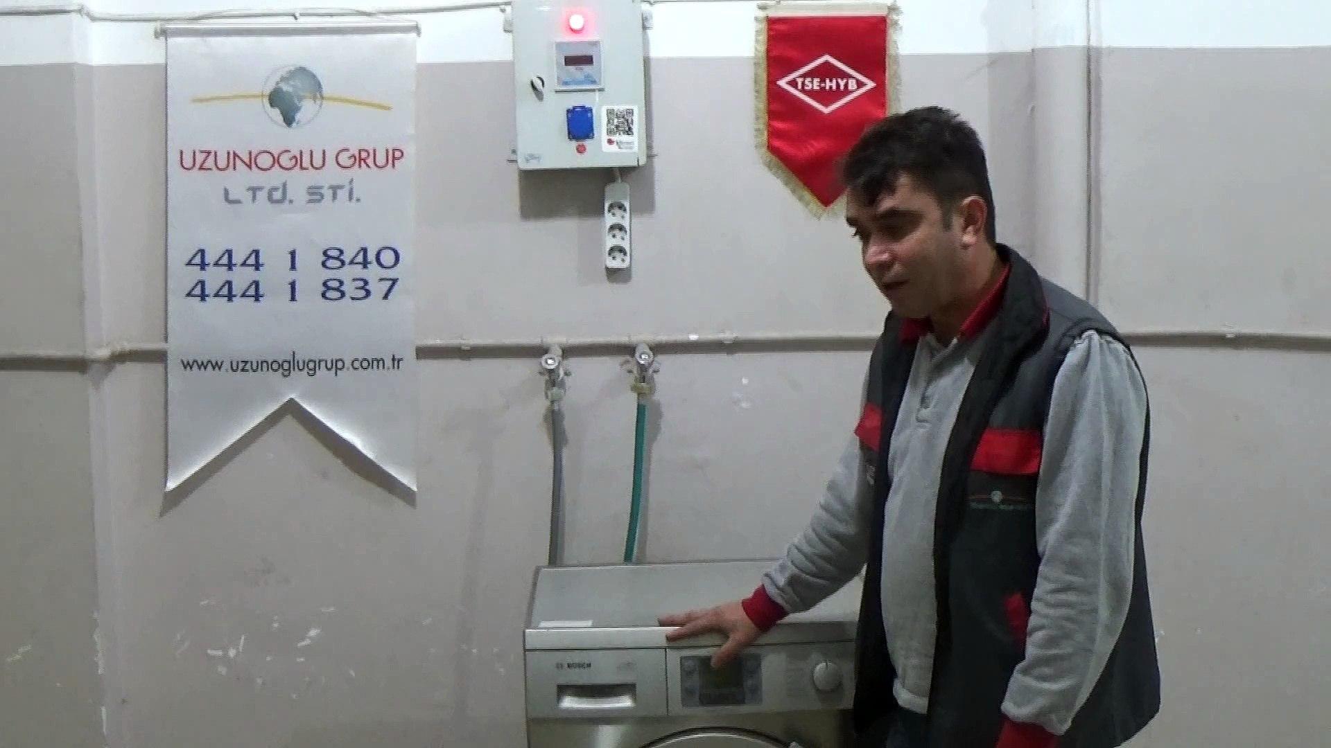 Çamaşır makinesi çamaşırları kirli çıkarıyor ? - Dailymotion Video