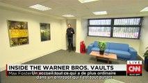Un reportage au cœur des archives des studios Warner