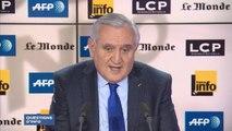 "Jean-Pierre Raffarin : ""Je pense qu'il y a une organisation qui vise à compliquer la tâche de Nicolas Sarkozy"""