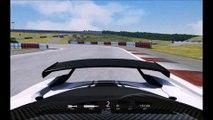 Circuit de Lédenon, Lotus Evora GTE, Onboard/Multi-Cam, Assetto Corsa  HD