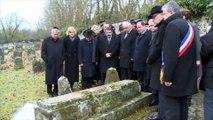 François Hollande au cimetière juif de Sarre-Union : « profaner, c'est insulter toutes les religions »