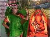 "Ganpati Bappa Moriya | Hindi Devotional ""Ganesh Bhajan"" Full HD Video | Lallu Rajasthani | Teksons"