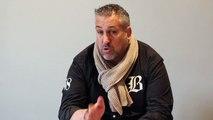 1ère partie Interview Christophe Urios avant Oyonnax / Castres - 18ème journée Top 14